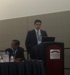 Dr. Giuliano Bedoschi - apresentação oral no congresso americano de Reprodução Humana