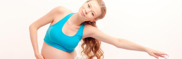 atividade física na gestação