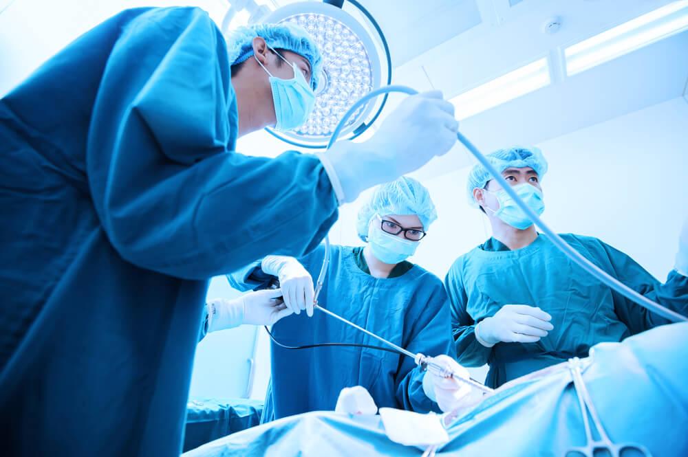 tratamento de ginecologia por laparoscopia