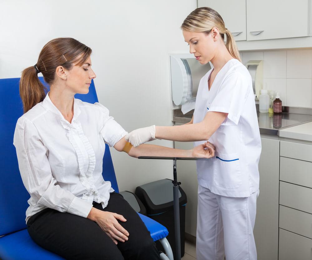 obstetricia e exames antes do parto