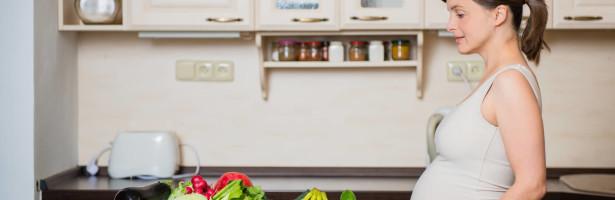 Obstetricia - dieta vegetariana