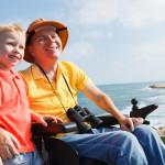 FIV possibilita que cadeirantes sejam pais