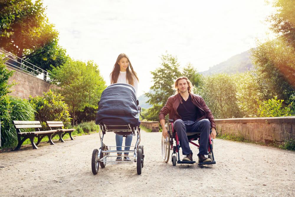 FIV permite que cadeirantes sejam pais